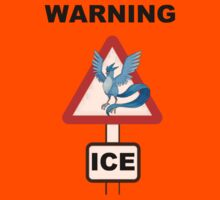 Warning! Articuno Ice! by tappers24