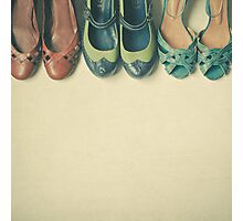 The Shoe Collection Photographic Print