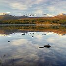 Loch Morlich by VoluntaryRanger