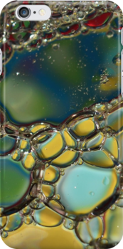 Light Bubbles-iphone 4 4s, iPhone 3Gs, iPod Touch 4g case by HanieBCreations