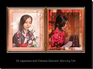 """Of Japanese and Chinese Descent"" by Mui-Ling Teh"