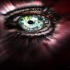 Eye from Above by Yanieck