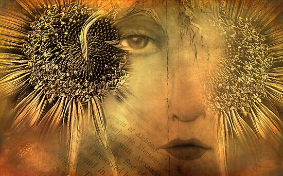 Ergon ~ The Right Eye of the Soul by Carmen Holly