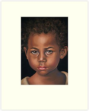 Fiji Boy by Martha Mitchell