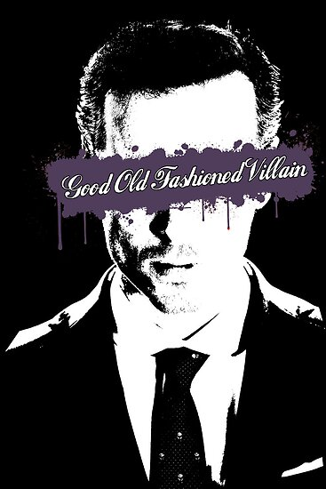 Good Old Fashioned Villainy by atlasspecter