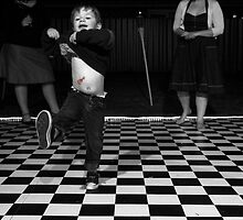 Tiny Dancer by Julia Robertson