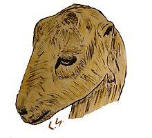 """""""Lamancha Goat""""  by Carter L. Shepard by echoesofheaven"""