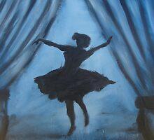 """Dance Like No One's Watching ""  by Carter L. Shepard by echoesofheaven"