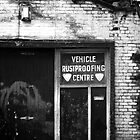 Vehicle Rustproofing Centre by Nick Coates