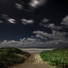 Welcome to Night - Seven Mile Beach by Daniel Rankmore