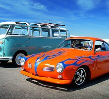 Hot Ghia by bandwagen