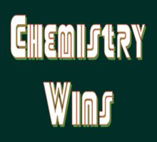 Chemistry Wins by PharrisArt