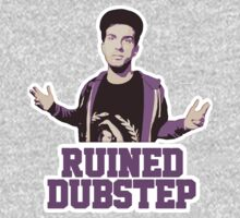 Borgore Ruined Dubstep [Vector] by Dope Prints