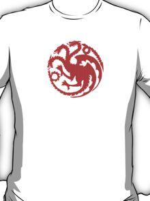 """House Targaryen """"Fire and Blood"""" T-Shirt"""
