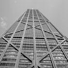 Hancock Building  by Elizabeth Carpenter