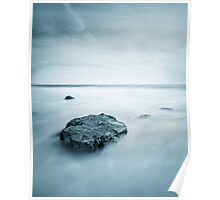 Silky Smooth Sea Poster