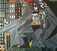 Batman by sueangel