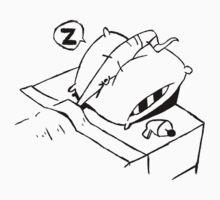 Earthworm Jim Takes a Nap Kids Clothes