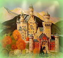 Schloss Neuschwanstein by ©The Creative  Minds
