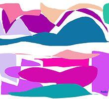 Ocean Waves  by masabo