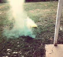 Smoke Bombs by Hansec1