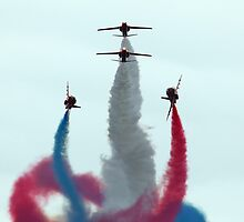 red arrows by mark tabrett