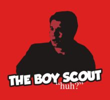the tee - the boy scout by dewiasma