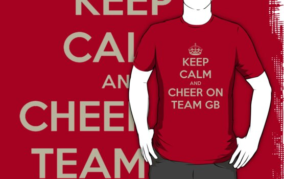 Keep calm and cheer on by Zozzy-zebra