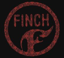 Finch Logo Tee by justinmcc