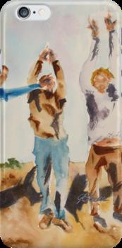 All Together Now... by Joyce Ann Burton-Sousa