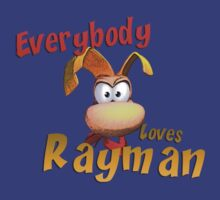 Everybody Loves Rayman by ajf89