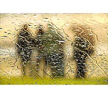 Turning Wet Again Photographic Print