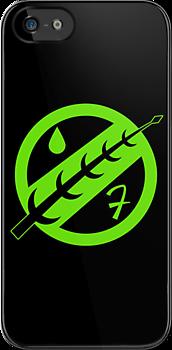 Minimal Fett Logo by buzatron