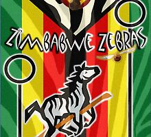 Zimbabwe Zebras Quidditch Team by IN3004