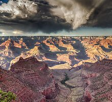 From South Rim by Ulysseita