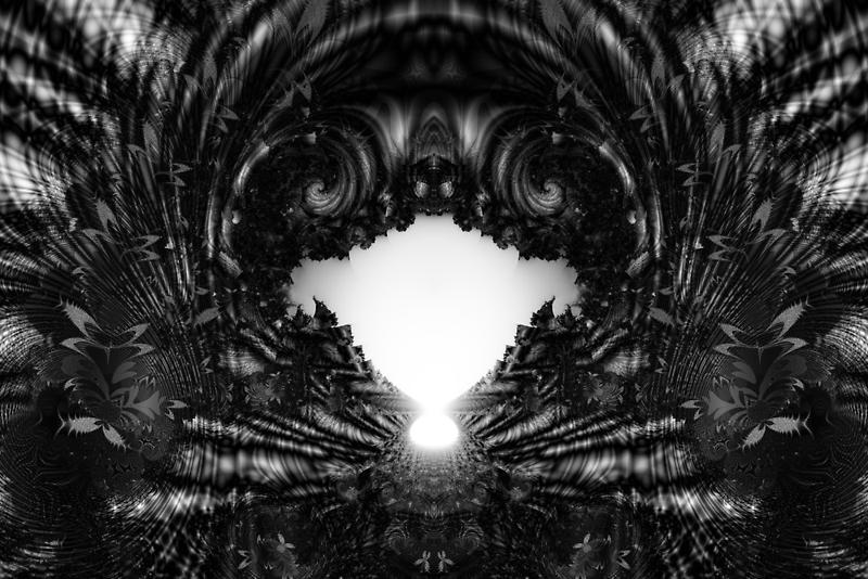 ... and bury me in solitude. by Benedikt Amrhein