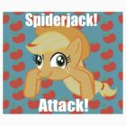 SpiderJack! ATTACK! by Fluttershy808