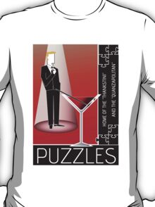Why's It Called Puzzles? T-Shirt