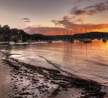 One Moment In Time - Clareville, Sydney Australia - The HDR Experience                  by Philip Johnson