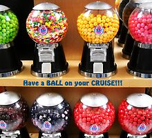 Have a Ball on Your CRUISE!!! by John Arthur Robinson