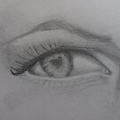 I spy with my little eye by Kelly Pickering
