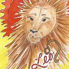 Leo  by Deb Coats