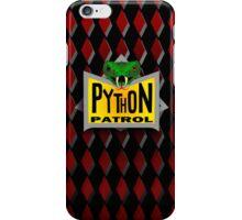 Python Patrol iPhone Case/Skin