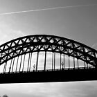 Tyne Bridge by yellowcheeks