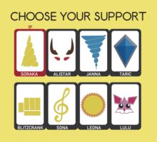 Choose your Support Kids Clothes