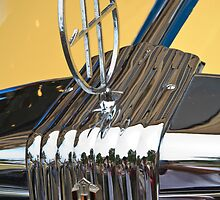 Hupmobile Ornament by dlhedberg