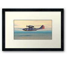 Consolidated PBY Catalina Framed Print