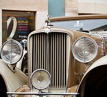 1931 Auburn Cabriolet by dlhedberg