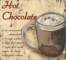hot chocolate by DebbieDeWitt