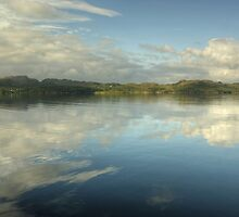 Gairloch...Cloud Reflections by VoluntaryRanger